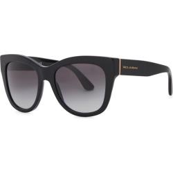 Dolce & Gabbana Black Oversized Sunglasses found on Bargain Bro UK from Harvey Nichols