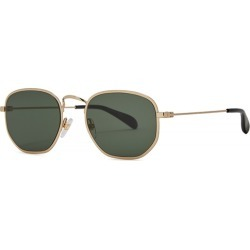 Givenchy GV 7147 Gold-tone Oval-frame Sunglasses found on MODAPINS from Harvey Nichols for USD $292.68