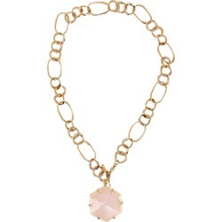 Cornelia Webb Crystalised 24kt Gold-plated Necklace found on MODAPINS from Harvey Nichols for USD $437.65
