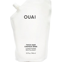 OUAI Thick Hair Conditioner Refill 946ml found on Makeup Collection from Harvey Nichols for GBP 43.83