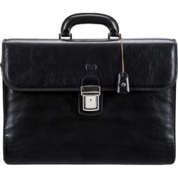 Maxwell Scott Bags Sleek Quality Italian Black Leather Men S Briefcase found on Bargain Bro UK from Harvey Nichols
