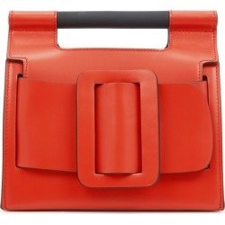 Boyy Romeo Small Red Leather Cross-body Bag found on MODAPINS from Harvey Nichols for USD $933.09