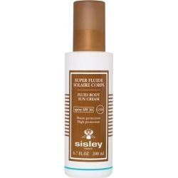 Sisley Fluid Body Sun Cream SPF30 200ml found on Makeup Collection from Harvey Nichols for GBP 106.85