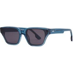Komono Brooklyn Flush Azure Wayfarer-style Sunglasses found on MODAPINS from Harvey Nichols for USD $94.81