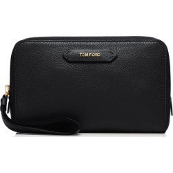 Tom Ford Medium Leather Wash Bag found on Makeup Collection from Harvey Nichols for GBP 513.28