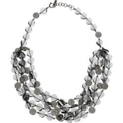 Atelier Swarovski 5 Row Necklace found on MODAPINS from Harvey Nichols for USD $746.37