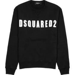 DSQUARED2 Logo-print Cotton Sweatshirt found on MODAPINS from Harvey Nichols for USD $360.56