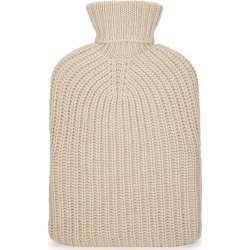 Johnstons Of Elgin Sand Cashmere Hot Water Bottle Cover