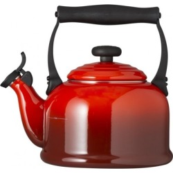 Le Creuset Tradational Kettle With Fixed Whistle 2.1l Cerise found on Bargain Bro UK from Harvey Nichols