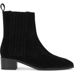Aeyde Neil 40 Black Suede Chelsea Boots found on MODAPINS from Harvey Nichols for USD $366.64