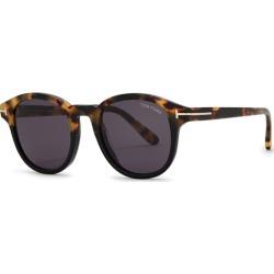 Tom Ford Eyewear Jameson Tortoiseshell Oval-frame Sunglasses found on Bargain Bro UK from Harvey Nichols