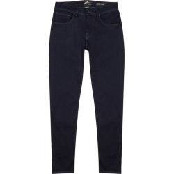 7 For All Mankind Slimmy Tapered Luxe Performance Slim-leg Jeans found on MODAPINS from Harvey Nichols for USD $125.29