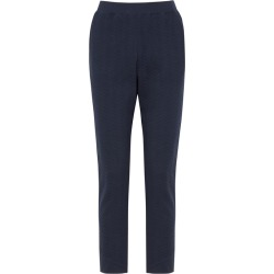 Skin Celina Navy Stretch-cotton Sweatpants found on MODAPINS from Harvey Nichols for USD $92.06