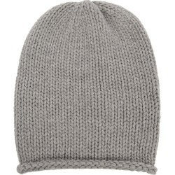 Inverni Filippo Light Grey Cashmere Beanie found on MODAPINS from Harvey Nichols for USD $213.18
