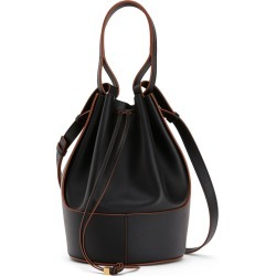 Loewe Balloon Medium Black Leather Bucket Bag found on MODAPINS from Harvey Nichols for USD $2777.05