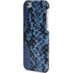 The Case Factory Blue Python-effect IPhone 6/6S Case found on Bargain Bro UK from Harvey Nichols