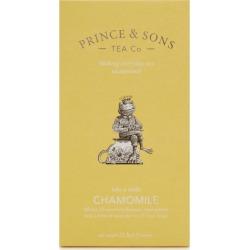 Prince & Sons Tea Co Chamomile Tea Bags X15