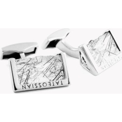 Tateossian Rough Edge Cufflinks found on MODAPINS from Harvey Nichols for USD $623.25