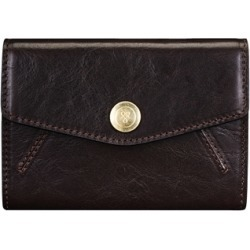 Maxwell Scott Bags Brown Full Grain Small Leather Purse For Women found on Bargain Bro UK from Harvey Nichols
