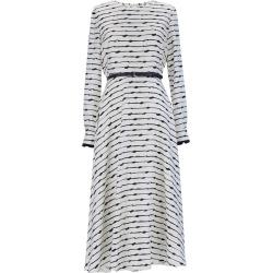 Max Mara Long Dress In Printed Pure Silk Twill found on Bargain Bro UK from Harvey Nichols