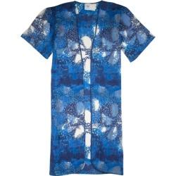 Boo Pala London Deep Blue Kimono Jacket found on MODAPINS from Harvey Nichols for USD $117.54