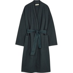Everyone navy cotton-blend robe found on MODAPINS from Harvey Nichols US for USD $270.00