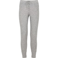 Vince Grey Ribbed Wool-blend Sweatpants found on MODAPINS from Harvey Nichols for USD $417.92