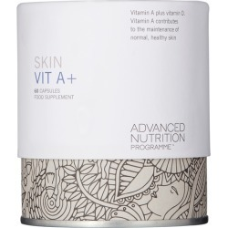 Advanced Nutrition Programme Skin Vitamin A+ - 60 Capsules