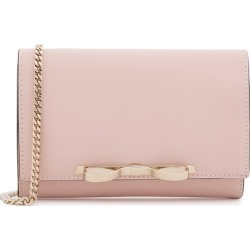 REDV Pink Leather Clutch found on MODAPINS from Harvey Nichols for USD $274.29