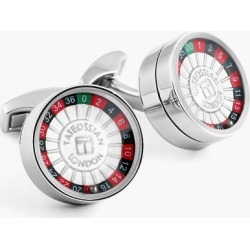 Tateossian Roulette Cufflinks found on MODAPINS from Harvey Nichols for USD $214.05