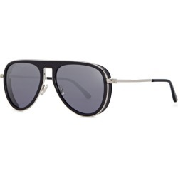 Jimmy Choo Carl Aviator-style Sunglasses found on Bargain Bro UK from Harvey Nichols