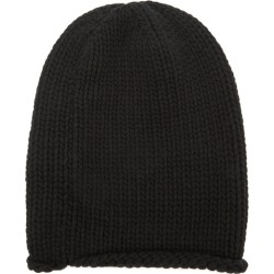 Inverni Filippo Black Cashmere Beanie found on MODAPINS from Harvey Nichols for USD $213.18