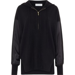 Amanda Wakeley Cashmere Hoodie Cashmere Black Multi found on Bargain Bro UK from Harvey Nichols
