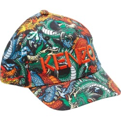 Kenzo Japanese Dragon Cap found on Bargain Bro UK from Harvey Nichols