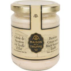Maison De La Truffe Pecorino And Summer Truffle Cream 180g found on Bargain Bro UK from Harvey Nichols