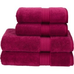 Christy Supreme Hygro Bath Sheet Raspberry found on Bargain Bro UK from Harvey Nichols