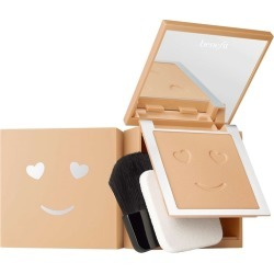 Benefit Hello Happy Velvet Powder Foundation - Colour Shade 4 found on Makeup Collection from Harvey Nichols for GBP 29.77