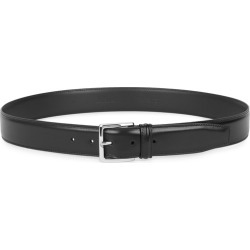 Anderson's Black Leather Belt found on Bargain Bro UK from Harvey Nichols
