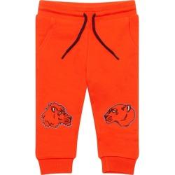 Kenzo Orange Cotton Joggers found on Bargain Bro UK from Harvey Nichols