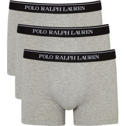 Polo Ralph Lauren Grey Stretch Cotton Boxer Briefs - Set Of Three found on Bargain Bro UK from Harvey Nichols