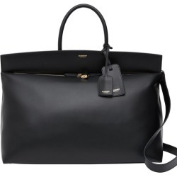 Burberry Extra Large Leather Society Top Handle Bag found on Bargain Bro UK from Harvey Nichols