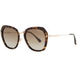 Tom Ford Kenyan Tortoiseshell Oversized Sunglasses found on Bargain Bro UK from Harvey Nichols