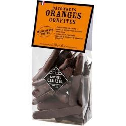 Michel Cluizel Chocolate Covered Orange Batons 130g found on Bargain Bro UK from Harvey Nichols