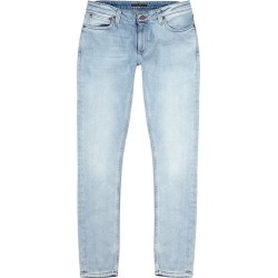 Nudie Jeans Skinny Lin Light Blue Skinny Jeans found on MODAPINS from Harvey Nichols for USD $171.55
