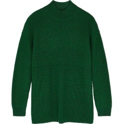 Alice + Olivia Sarah Green Wool-blend Jumper found on Bargain Bro UK from Harvey Nichols