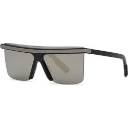 Kenzo Black Mirrored D-frame Sunglasses found on Bargain Bro UK from Harvey Nichols