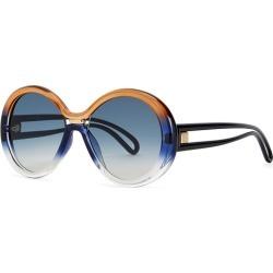Givenchy GV 7105 Dégradé Round-frame Sunglasses found on MODAPINS from Harvey Nichols for USD $317.95