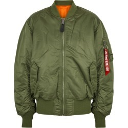 Alpha Industries MA-1 Reversible Shell Bomber Jacket found on MODAPINS from Harvey Nichols for USD $239.46