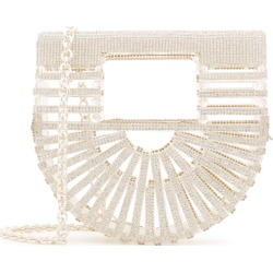 Cult Gaia Gaia's Ark Crystal-embellished Cross-body Bag found on MODAPINS from Harvey Nichols for USD $536.03