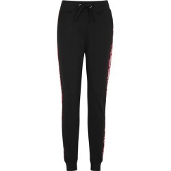 Alpha Industries Black Cotton-blend Sweatpants found on MODAPINS from Harvey Nichols for USD $99.78